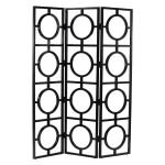 Arteriors Mandala circular decorative room screens