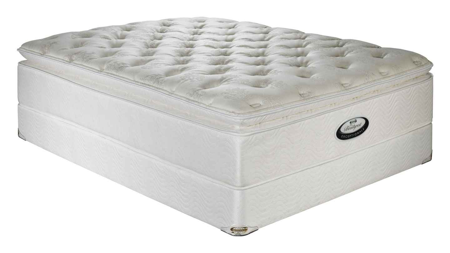 Discount Sealy Posturpedic Merenda Plush Euro Pillowtop King Mattress Only