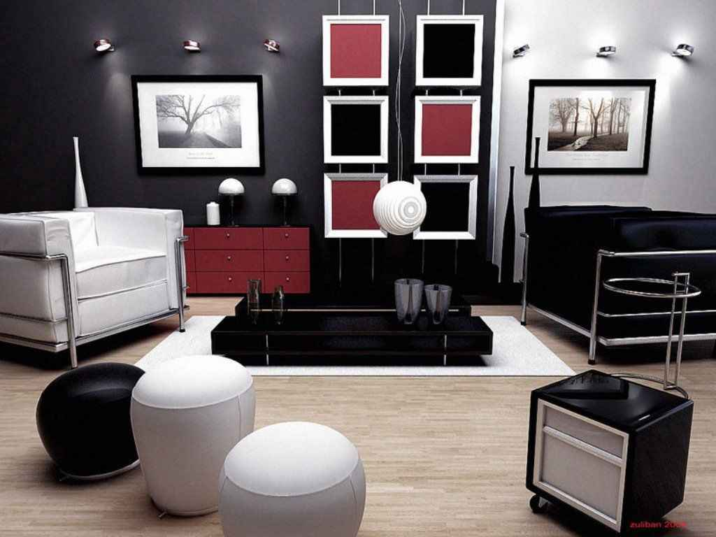 Cheap House Decorating for Living Room