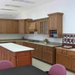 Cheap Wooden Home Kitchen Cabinets and Storage