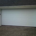 Hormann white cheapest garage doors