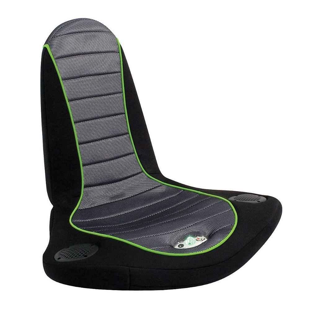 Lumisource Black BM STINGRAY Gaming Boom Chairs