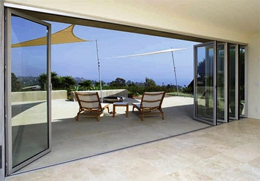 Open Space Folding Screen Divider for Outdoor