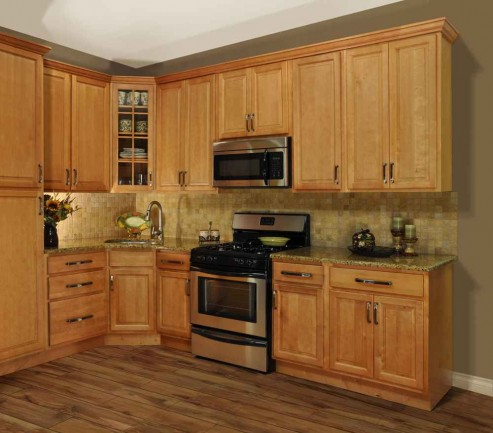 Cheap kitchen cabinets sale feel the home for Budget kitchen cupboards