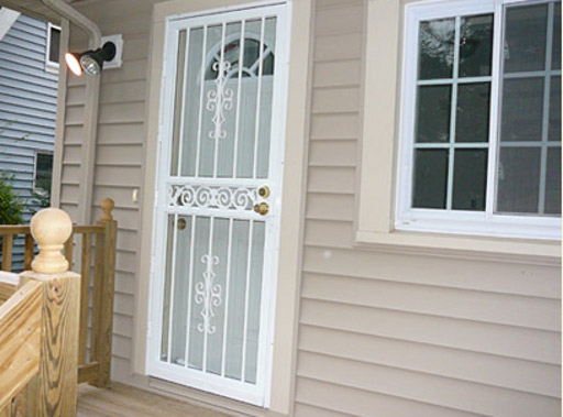 Lowe S Security Storm Doors : Lowes feel the home part