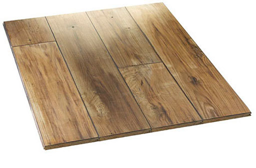 cheapest hardwood flooring for home