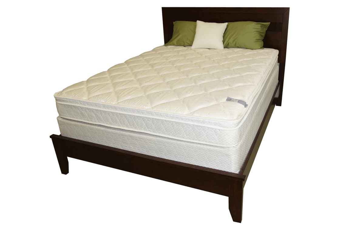Cheap queen size mattress set feel the home for Full bed sets with mattress