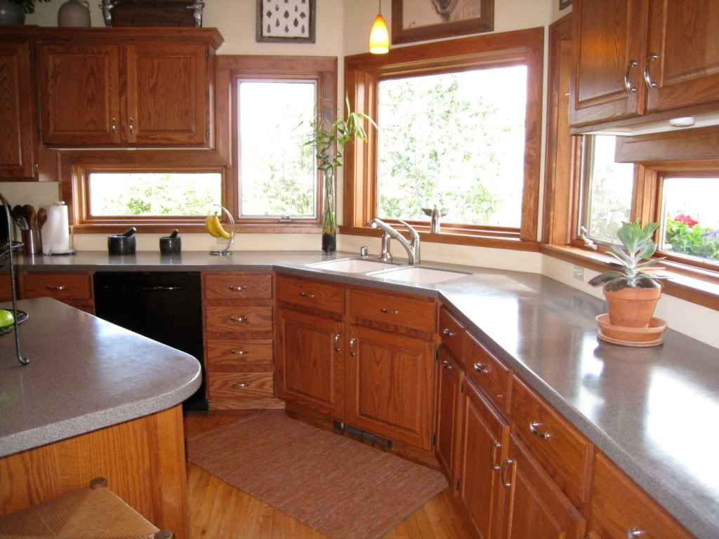 Custom Kitchen Ideas with Wood