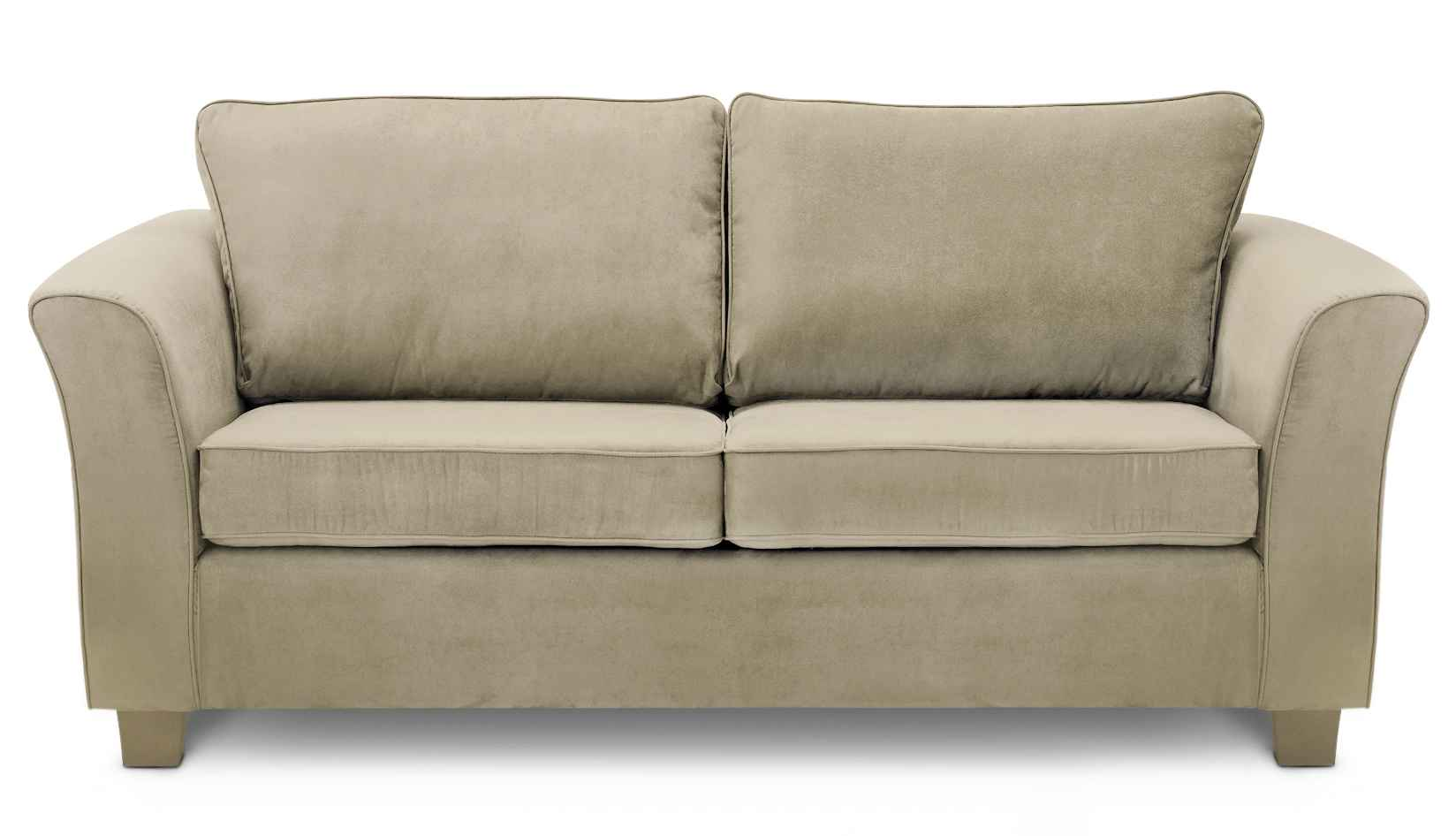 Cheap brown fabric sofa for sale