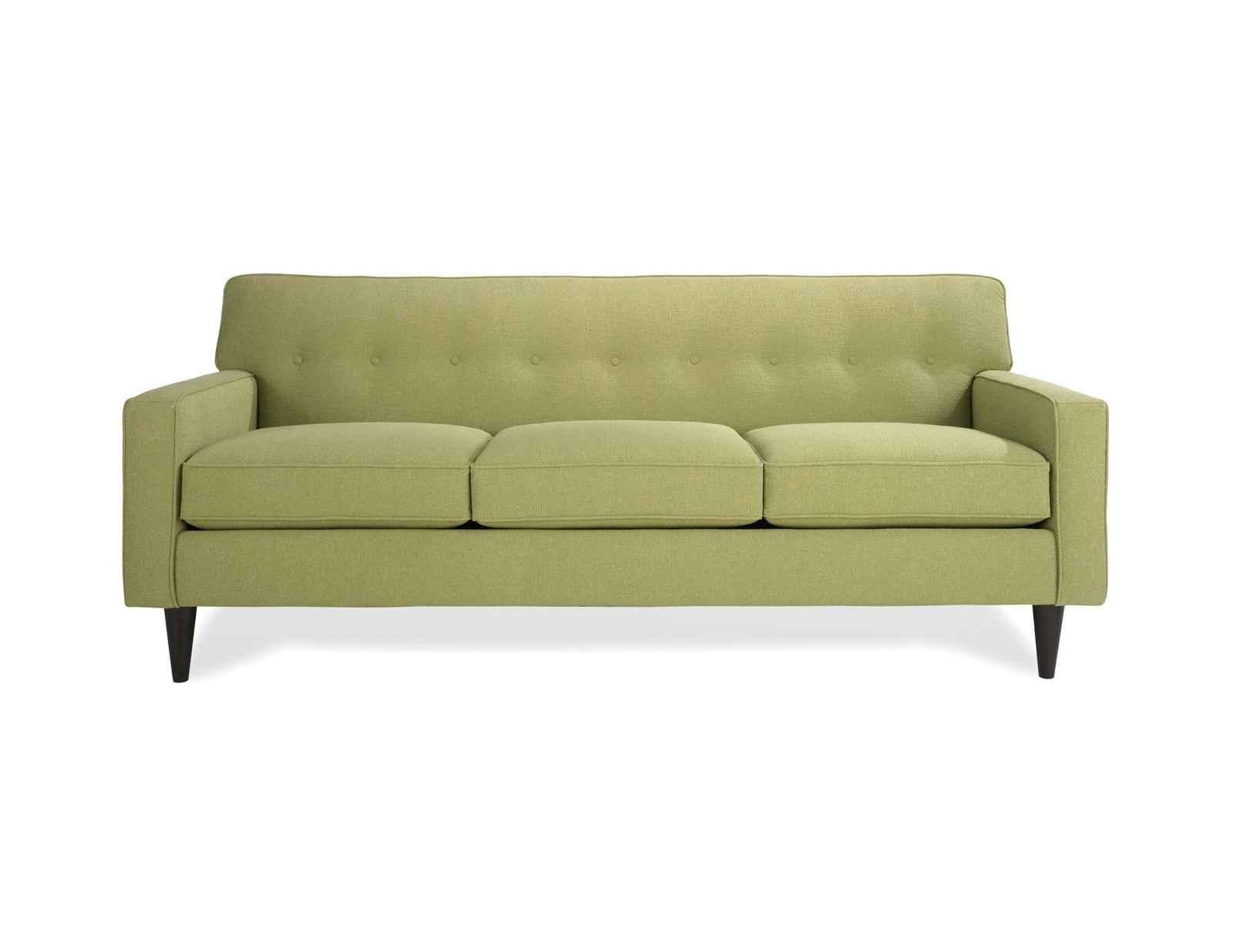 Contemporary green home sofa couch in cheap price