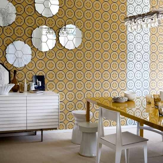 Dining Room Wallpaper for Home Walls