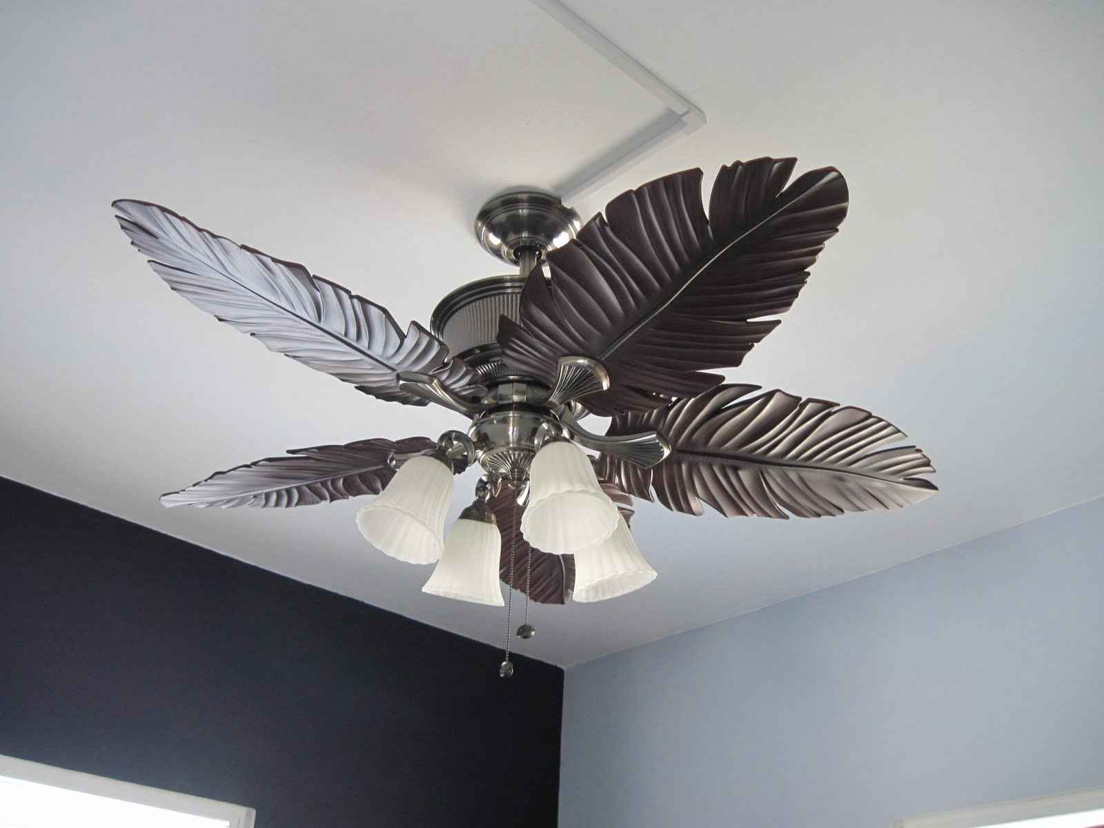 Guesthouse Feather Design Ceiling Fans