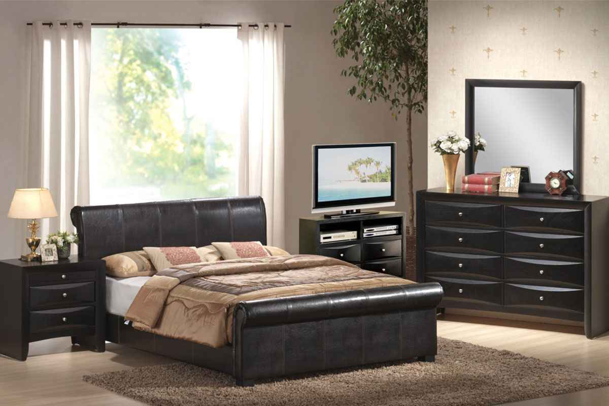 Leather Bedroom Furniture Sets 1200 x 800