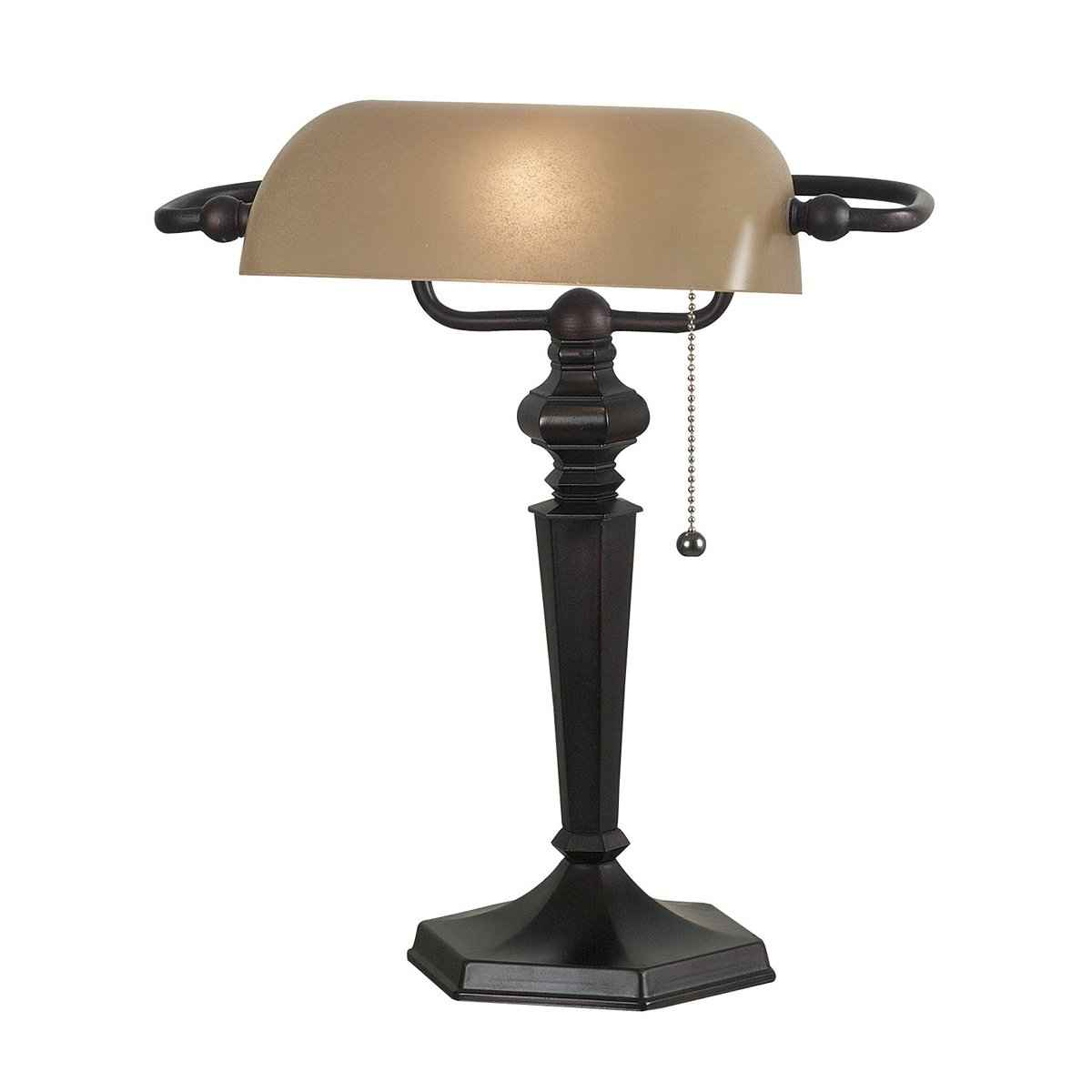 Kenroy Chesapeake Bankers Classic Desk Lamp