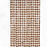 Lifestyle Trimco Wooden Disc Home Curtain