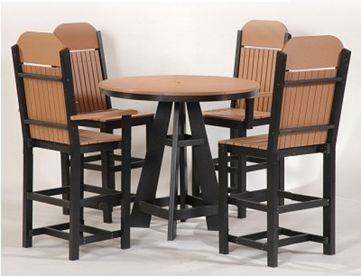 Polywood Outdoor Pub Furniture Sets
