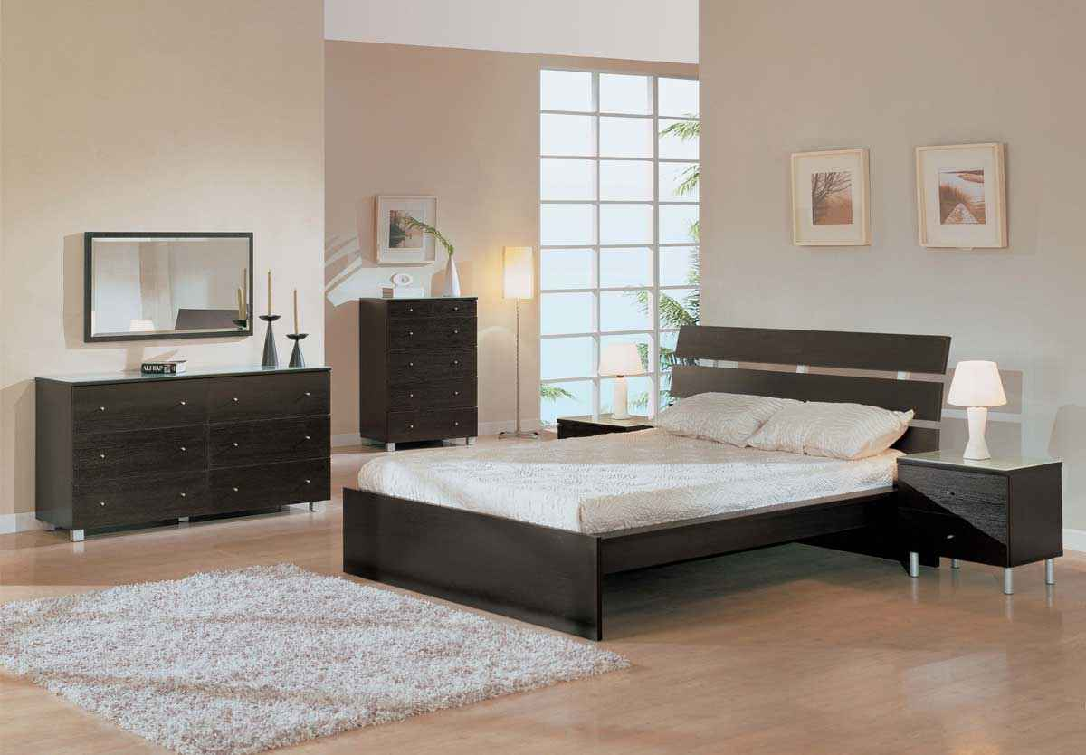 Contemporary house furniture feel the home for Contemporary bed designs