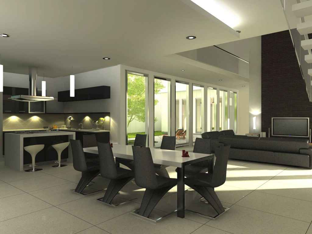 contemporary home furniture for dining room