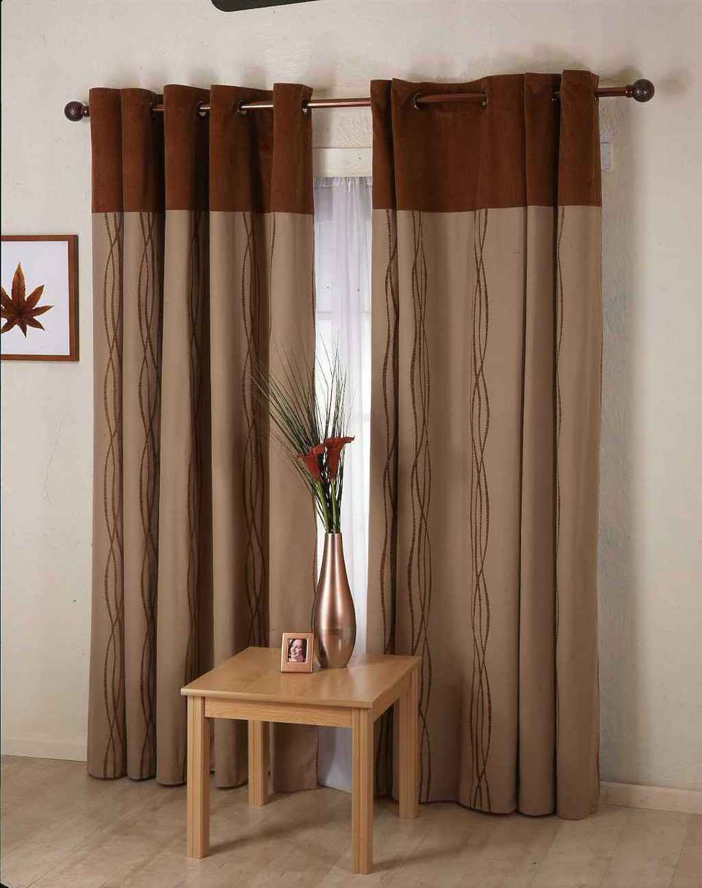 stylish beaded door curtains