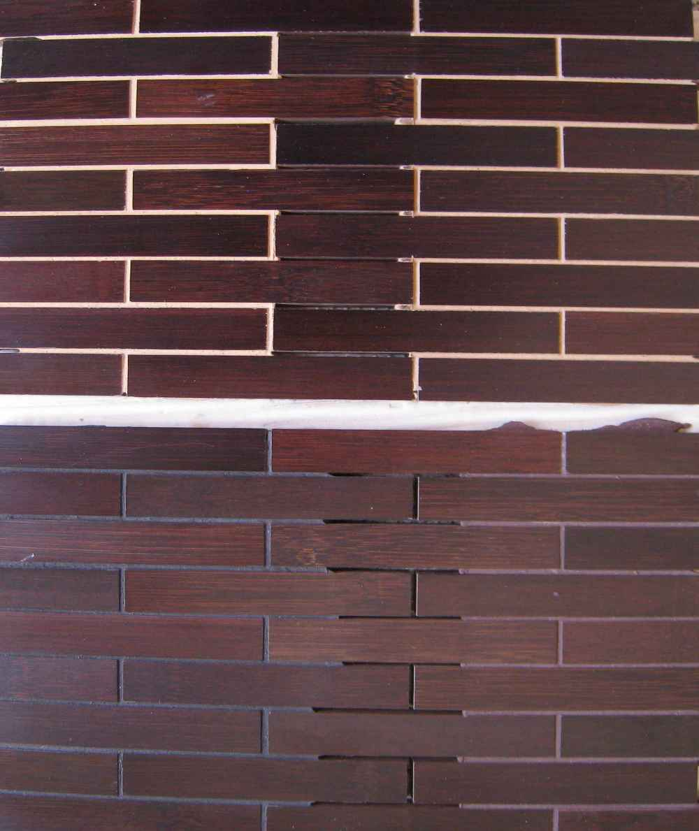 Brown Brick Wall Tile for Home Bathroom