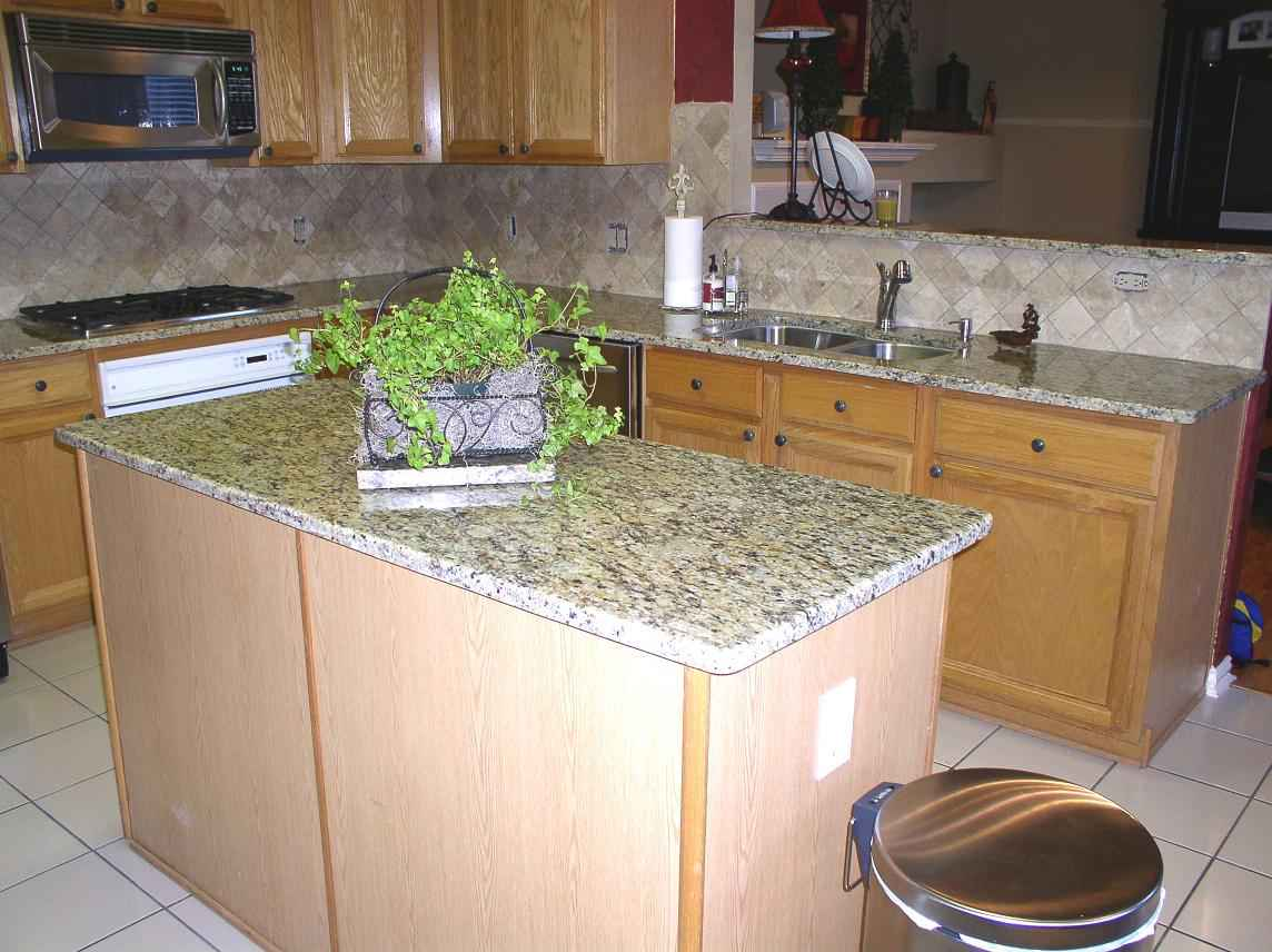 Dallas Affordable Granite Countertops Layout