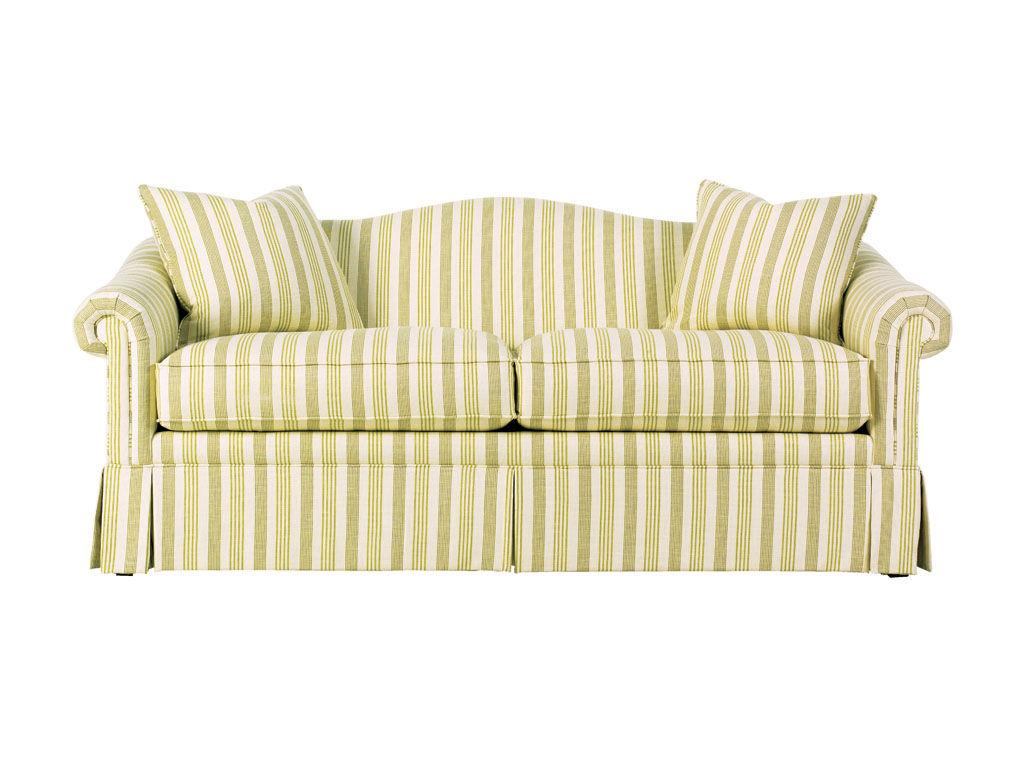 Drexel Heritage Kara Sofa with Two Cushion
