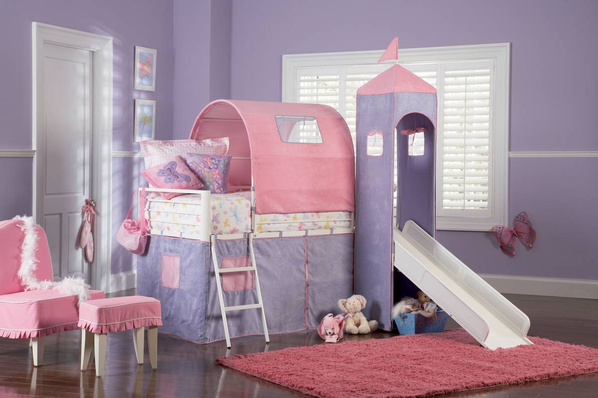 Powell Tent for Beds for Girl
