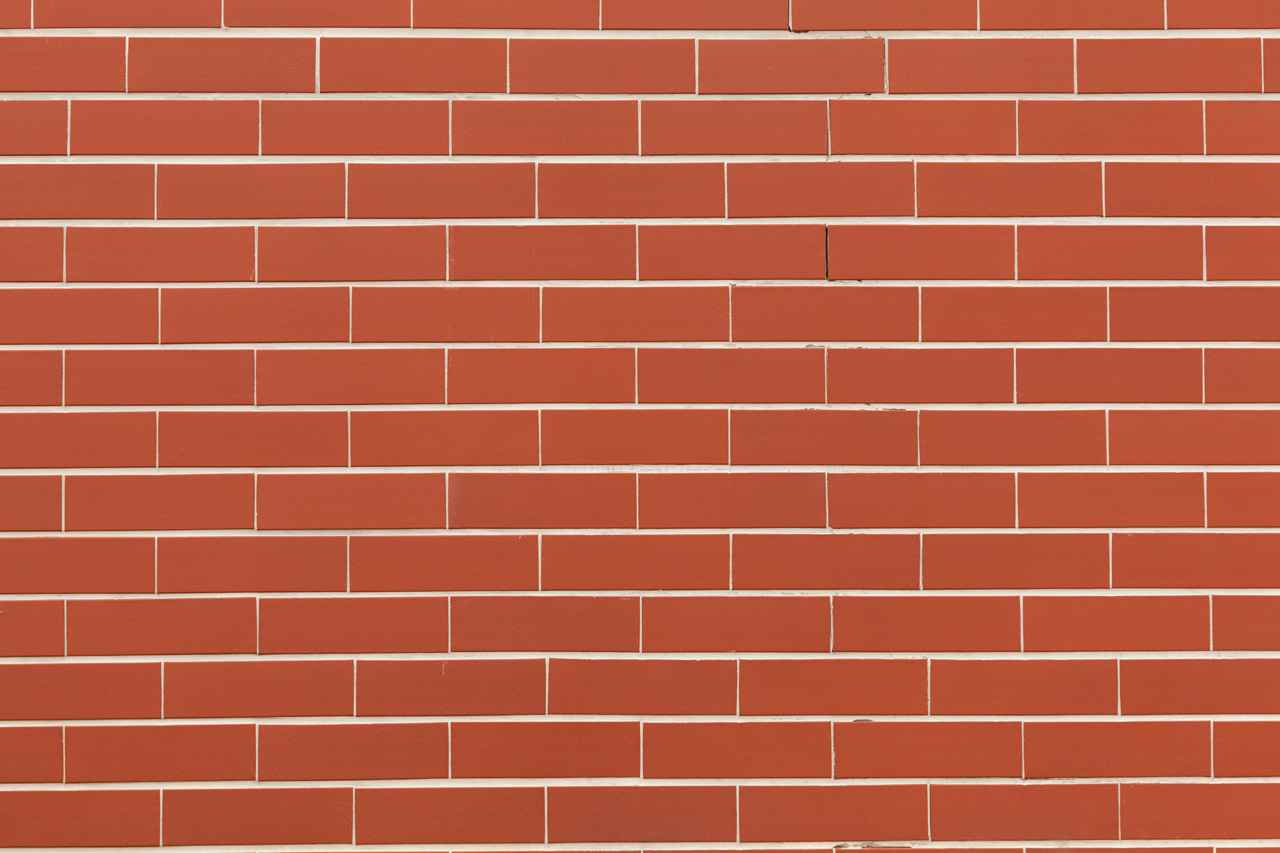 Red Brick Wall Tile