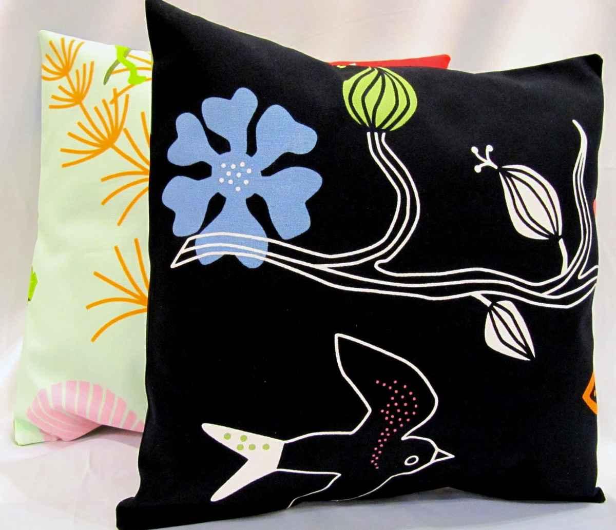 Custom Throw Pillows For Sofa : Beautiful