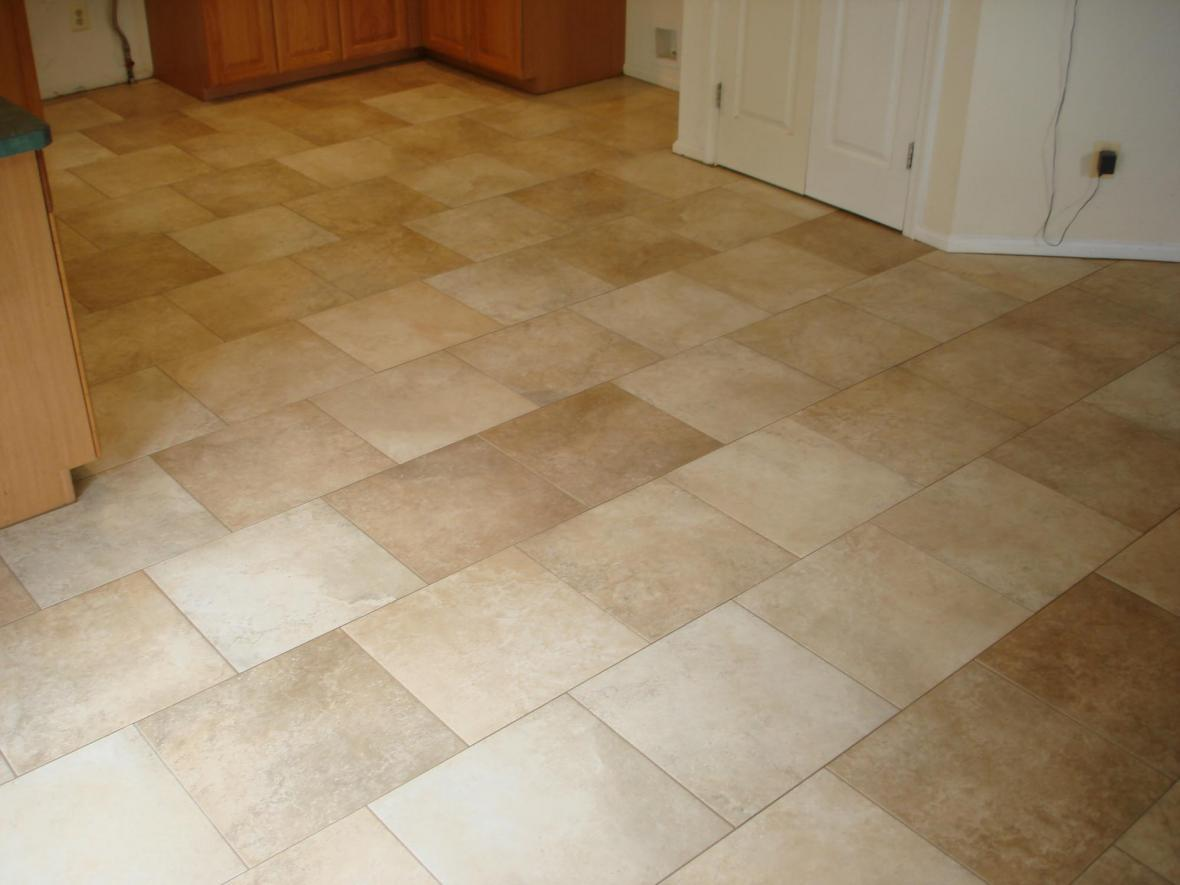 Brick Tile Flooring Pattern