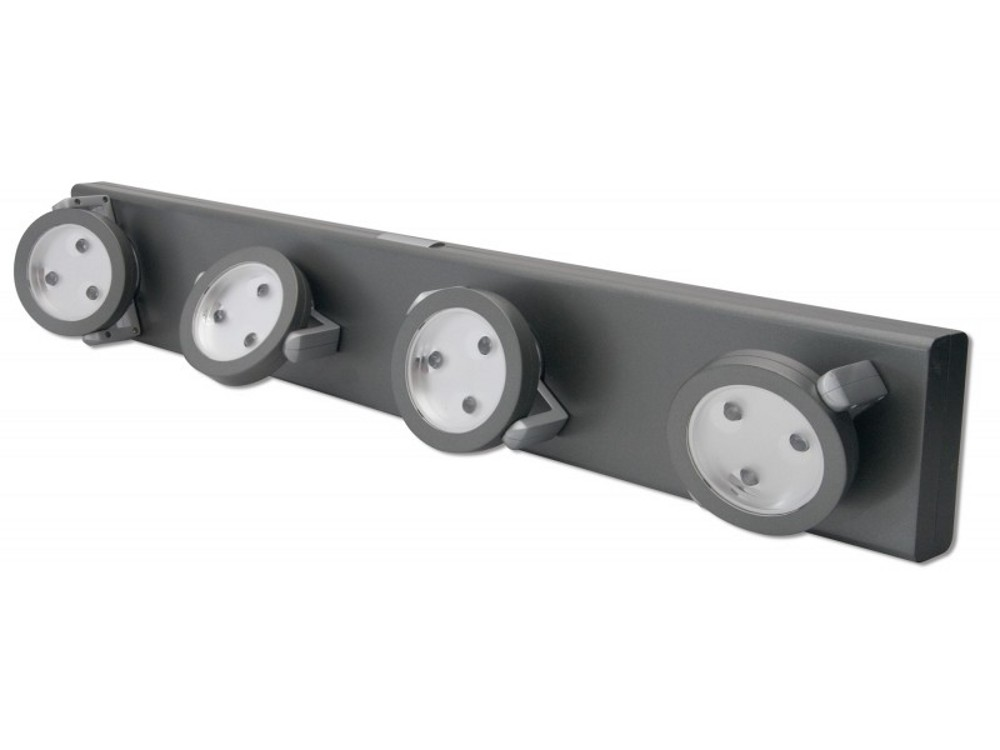 Intellitec Track Lighting with Grey LED