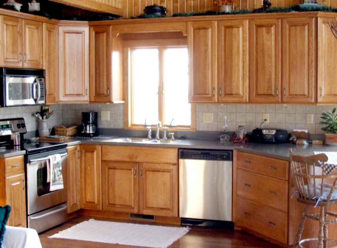 Cheap countertop ideas for your kitchen for Kitchen countertops