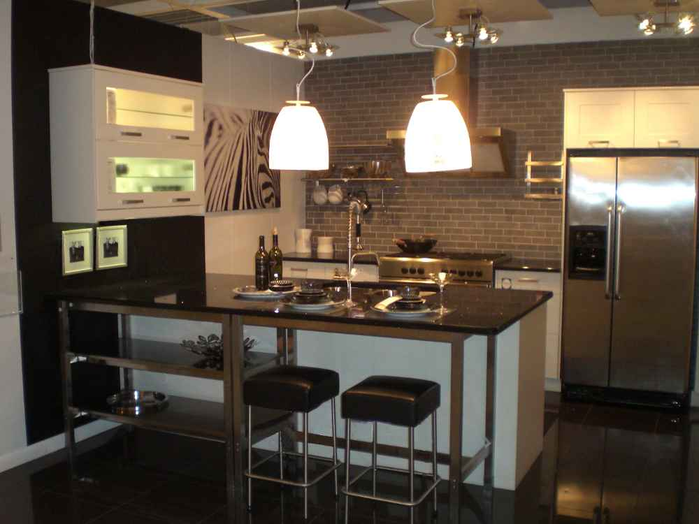 Stainless Steel Kitchen Cabinet Ideas