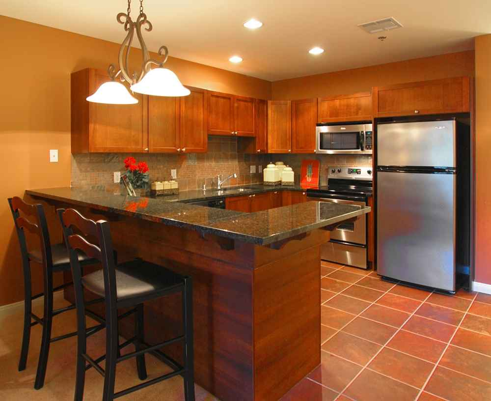 Cheap countertop ideas kitchen feel the home for Kitchen countertop options pictures