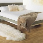 Genuine Australian Sheepskin Rug Two Pelt Ivory Fur, Double