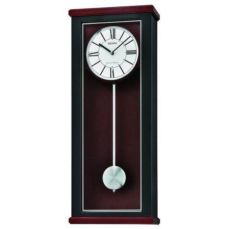Seiko QXH062KLH Wall Japanese Quartz Wall Clock