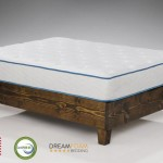 "Arctic Dreams 10"" Cooling Gel Mattress Made in the USA, Cal King"