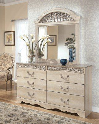 Ashley Furniture B196-31 Catalina Dresser