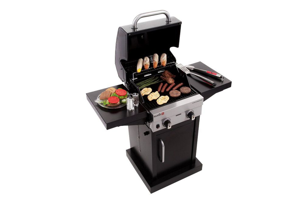 Char-Broil Performance TRU Infrared 300 2-Burner Cabinet Gas Grill