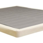Classic Brands Low Profile Foundation Box Spring, 4-Inch, California King
