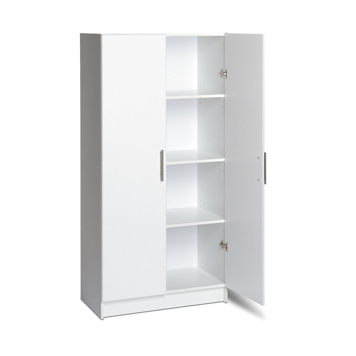 prepac elite collection 32 inch storage cabinet for organized bedroom