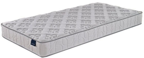 "Home Life Harmony Sleep 8"" Pocket Spring Luxury Mattress, Full, White"