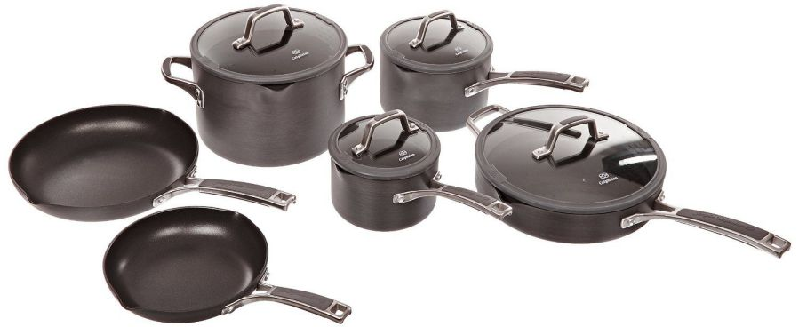 Simply Calphalon Easy System Nonstick, Set, 10-Piece