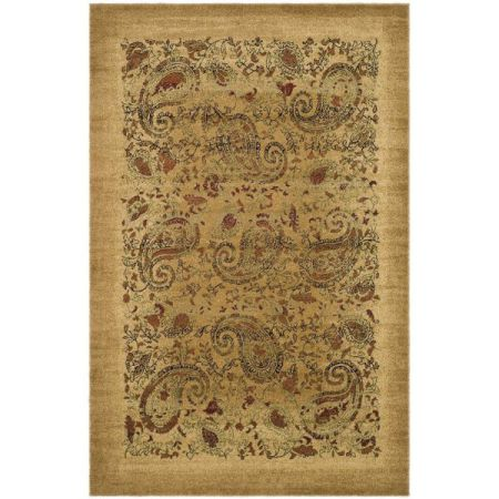 Safavieh Lyndhurst Collection LNH224A Beige and Multi Area Rug, 6 feet by 9 feet (6' x 9')