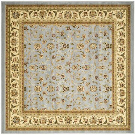 Safavieh Lyndhurst Collection LNH312B Light Blue and Ivory Area Rug, 4 feet by 6 feet (4' x 6')