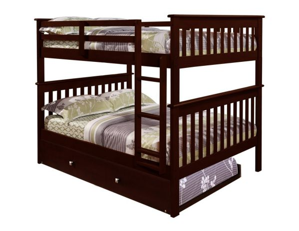 Tips And Reasons In Choosing Full Over Full Bunk Beds For