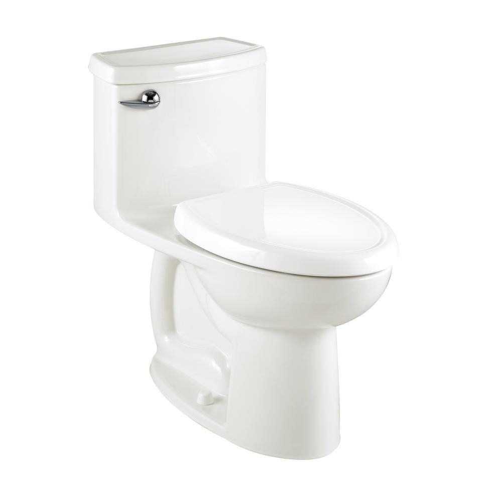 American Standard 2403.128.020 Compact Cadet-3 FloWise One-Piece Toilet, White