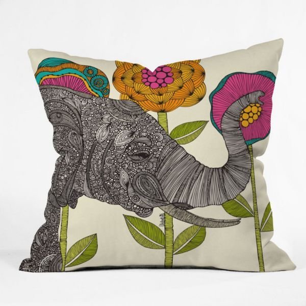 DENY Designs Valentina Ramos Aaron Throw Pillow, 16 x 16
