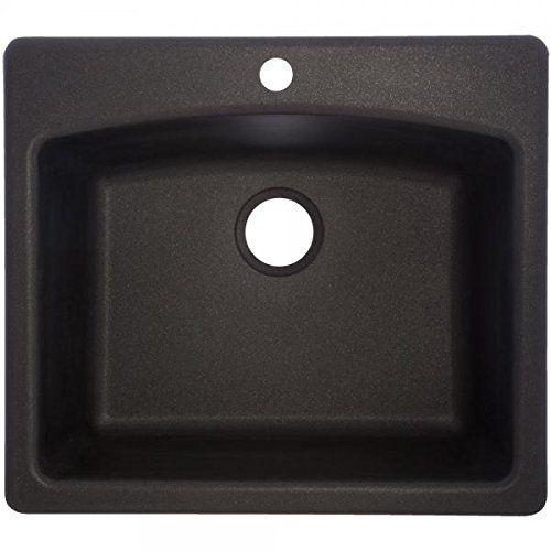 Franke Onyx Granite Sink : Franke Granite Sinks Grant Yourself with Effortless Sink Cleaning