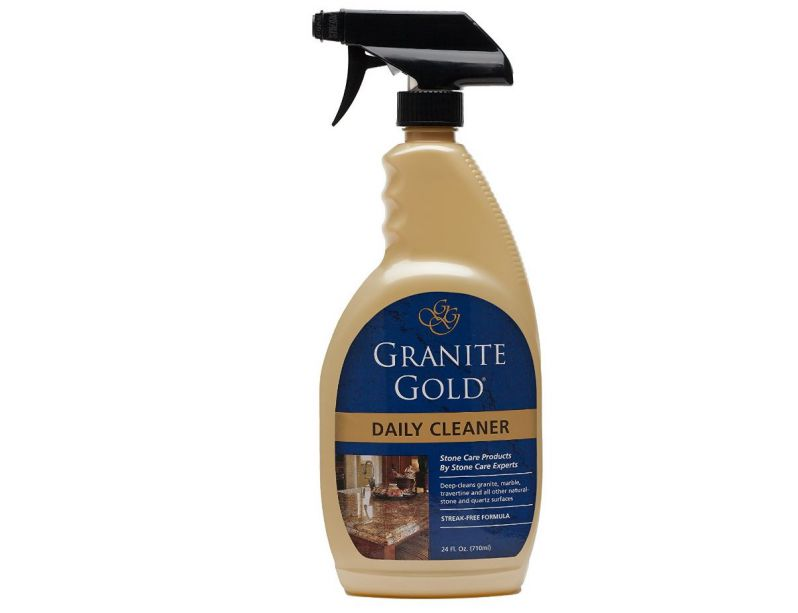 Stone Sink Cleaner : Granite Gold Daily Cleaner GG0029, 24-Ounce